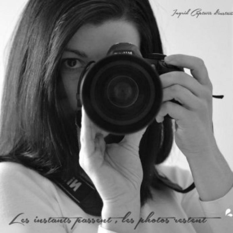 Ingrid capture d'instant photography