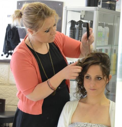 Mariage coiffure AK Privileges 1