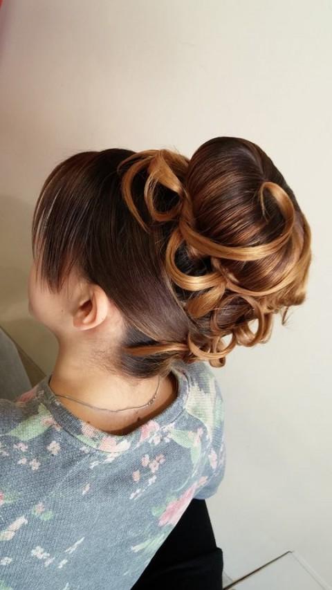 coiffure femme AK Privileges 9